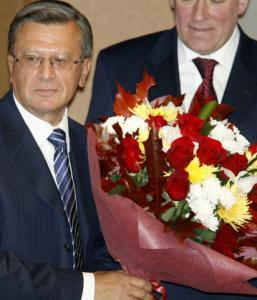 Viktor Zubkov was confirmed as Russia's new prime minister at parliament in Moscow yesterday.