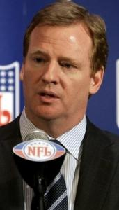ROGER GOODELL Swift judgment