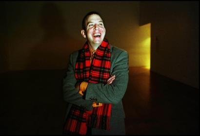 Martin Creed won the Turner Prize in 2001 for his installation.