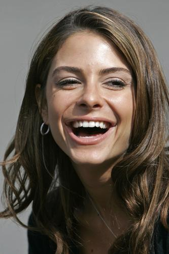 Medford native and Access Hollywood television reporter Maria Menounos was in Boston for a day on September 19th.