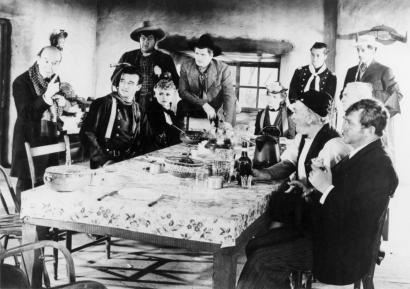 After the 1939 film 'Stagecoach,' starring John Wayne, westerns got big budgets and top stars.