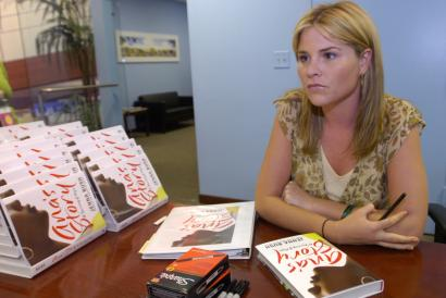 Jenna Bush has written 'Ana's Story: A Journey of Hope,' a book about a Latin American teenager born HIV-positive that is intended for a young adult readers in the United States.