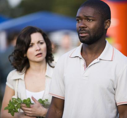 David Oyelowo (with Sarah Smart) stars as the husband of a missing woman in 'Five Days.'