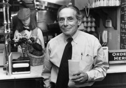 Jack Sidell stood at the counter of Pomme Frite, a European bistro he opened in Cambridge in the mid-1990s. He opened a second Pomme Frite before closing them a few years later.