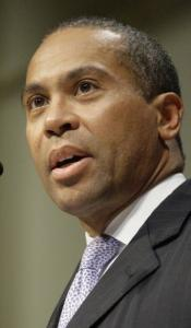 Governor Deval Patrick has promised that his casino bill, expected to be released this week, would provide property tax relief.