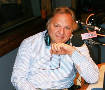 Award-winning journalist John Hockenberry will cohost a new public radio morning news show with Adaora Udoji.