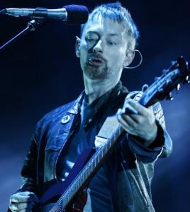 On Radiohead's 'In Rainbows,' Thom Yorke's voice is front and center instead of buried in a toxic mix.