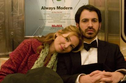 Jennifer Westfeldt (who wrote the screenplay) and Chris Messina play the title characters.