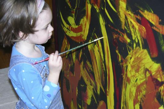 'My Kid Could Paint That' attempts to unravel the mysteries behind child abstract painter Marla Olmstead.