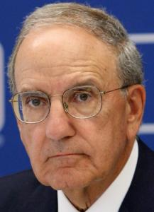 George Mitchell's report is expected by the year's end.