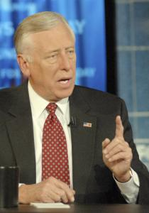 House majority leader Steny Hoyer on 'Fox News Sunday.'