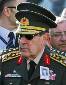 General Yasar Buyukanit has warned that there might be cuts in logistical support.