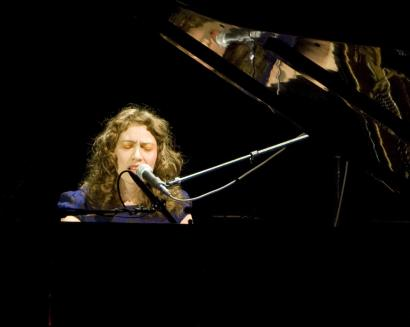 Regina Spektor brought her distinct fusion of classical piano and fearless rule-breaking to the Boston's Orpheum Theater last night.