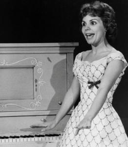 Teresa Brewer sang such novelty hits as 'Music! Music! Music!' and such ballads as 'Till I Waltz Again With You.'