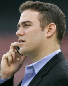 THEO EPSTEIN This is his team