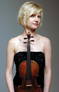 Joanna Kurkowicz commissioned an Indian-influenced concerto.