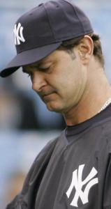 DON MATTINGLY No-win situation?