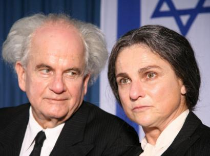 Ian Holm and Tovah Feldshuh star in 'O Jerusalem.'