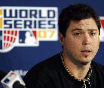 Game 1 starter Josh Beckett has been at his best this postseason with a 3-0 record, 1.17 ERA, and 26 strikeouts.