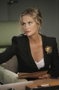 Lauren Hutton plays a ruthless publicist hired to transform the plastic surgeons into star doctors.