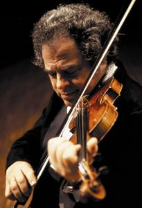 Itzhak Perlman hit his stride in Strauss's opus 18 Sonata.