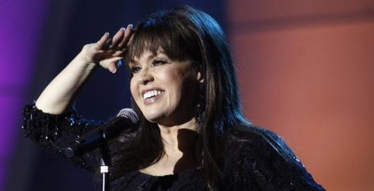 Here's a salute to Marie Osmond, whose grit and toughness on the dance floor should act as an inspiration to the Raiders and Texans Sunday.