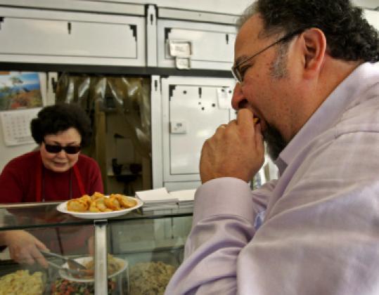 kosher restaurants with a hungry rabbi