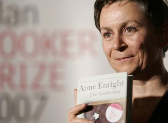 Anne Enright's witty, scatalogical novel won this year's Man Booker Prize.