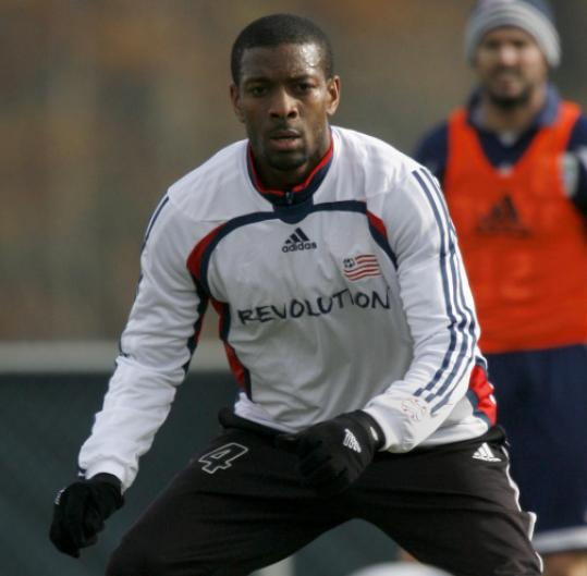 Avery John will be back on soccer's center stage again, this time in the MLS Cup.