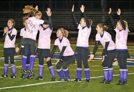 The Smith Academy field hockey team won the Western Mass. title after the death of Bethany McMenimen.