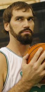 Though small, Scot Pollard's contributions have been invaluable to the Celtics.