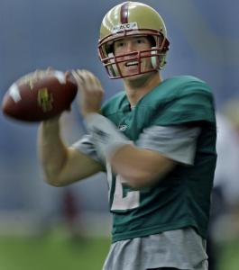 BC is in good hands with quarterback Matt Ryan, who is 24-6 as a starter.