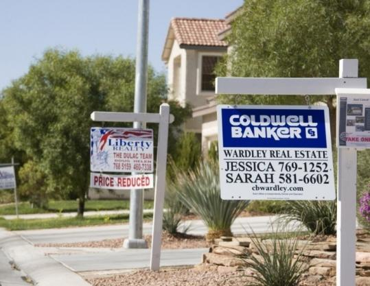 After years of robust growth, the housing market in Las Vegas has been beset with the highest foreclosure rate in the nation, as well as a drop in prices and declining sales.