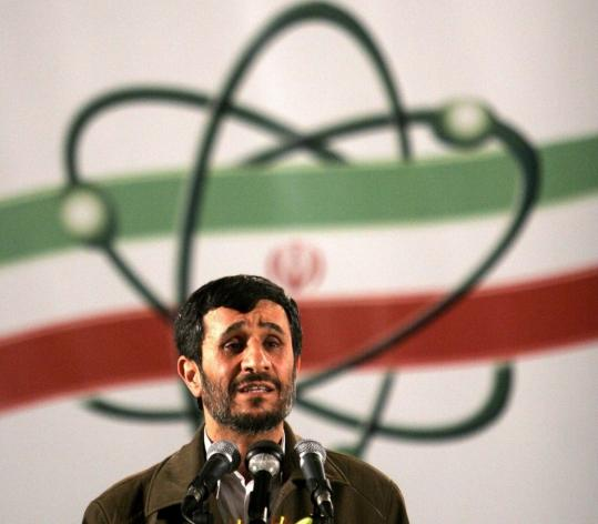 The report may take the pressure off or embolden President Mahmoud Ahmadinejad and Iran.