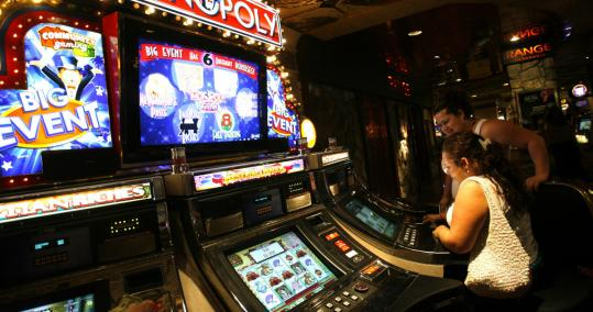 Slot machines traditionally have required little more than cash, but now a new class of slots demands skill.