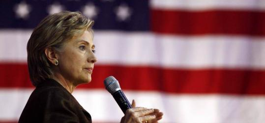 Hillary Clinton is vastly more comfortable as a presidential candidate than she was as first lady.
