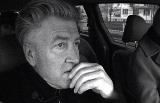 The documentary is the first in a planned trilogy about maverick filmmaker David Lynch (above).