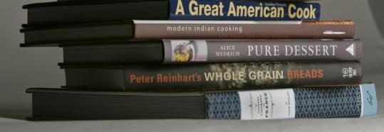 There's something for every taste in this season's crop of cookbooks.