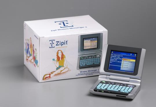 Zipit Wireless plans to sell a $149 device and offer a $4.99-a-month text-messaging plan that allows 3,000 messages.