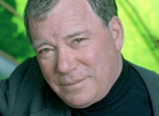 WILLIAM SHATNER Parcells parallel on TV