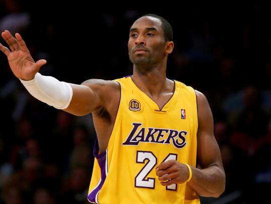 For many reasons, Jerry West believes there won't be a next stop for Kobe Bryant (above).