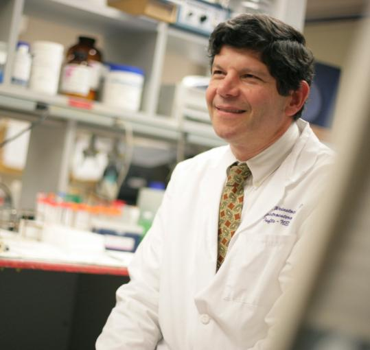 Joel Weinstock thinks lack of exposure to worms leads to a rise in immunological diseases.