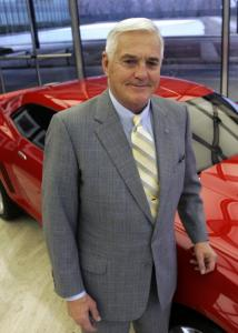 General Motors vice chairman of product development Bob Lutz has been in the auto business since 1963.