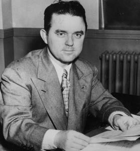 Francis X. Morrissey began working for John F. Kennedy when he won election to the US House of Representatives in 1946.