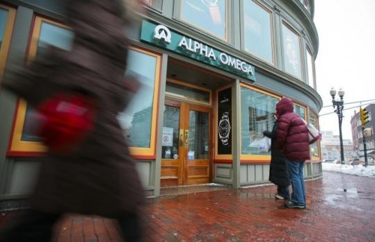 Alpha Omega's owners left for India in a shroud of mystery days before Christmas.