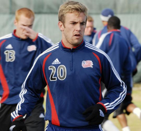 If English second division struggler Preston North End makes an offer MLS warms up to, Taylor Twellman might no longer suit up for the Revolution.