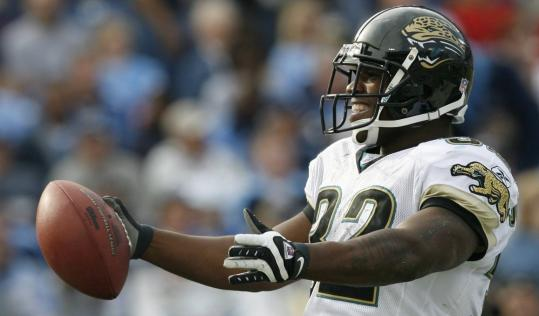 Jaguars all-purpose back Maurice Jones-Drew has a ball going to work, and his spirit and production has proved invaluable.