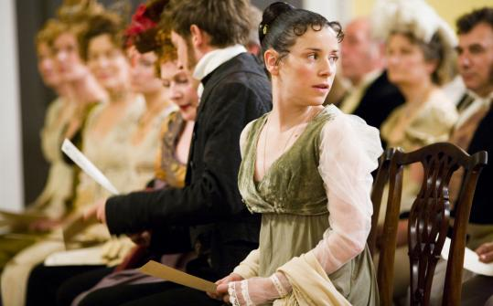 Sally Hawkins stars in 'Persuasion,' part of a Jane Austen marathon on PBS.