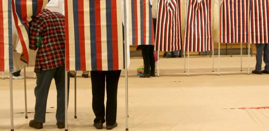 The Bay State is one of about two-dozen states that will hold primaries or caucuses Feb. 5.