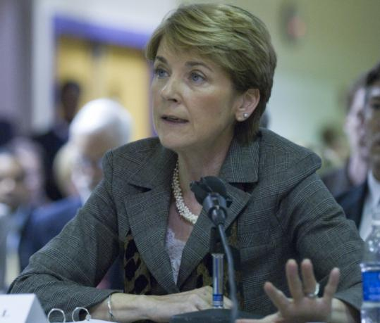 Attorney General Martha Coakley has accused Fremont of predatory and unfair lending practices.